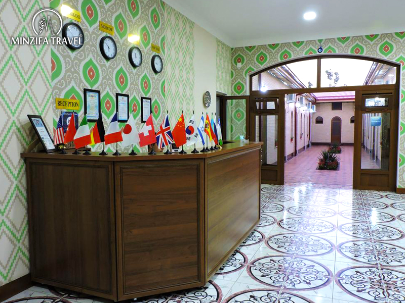 Hotel Samarkand Travel Inn